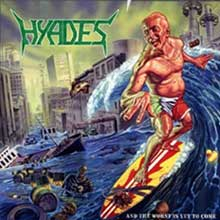 Hyades «And The Worst Is Yet To Come» | MetalWave.it Recensioni